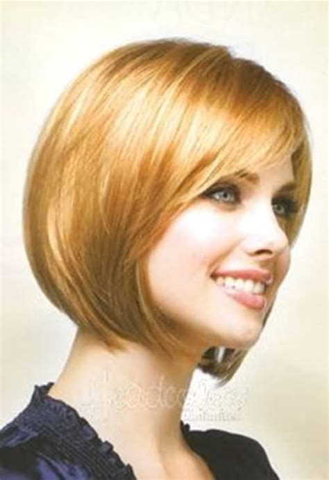 Bob Hairstyle With Side Fringe by 15 Layered Bob With Side Bangs Bob Hairstyles 2018