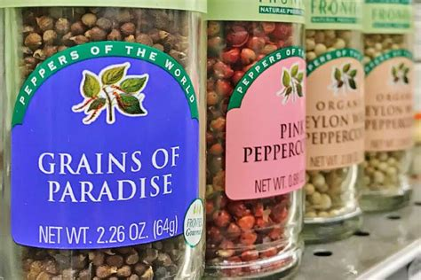 Grains Of Paradise Alligator Pepper For Weight Loss