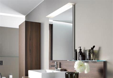 delos spiegel mit beleuchtung von duravit stylepark