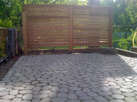 outdoor extraordinary sted concrete vs pavers for
