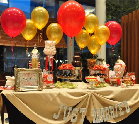 how to decorate a buffet table for a party buffet table decorating ideas dream house experience