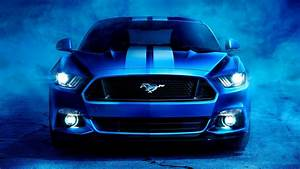 Ford, Mustang, 4k, Wallpaper