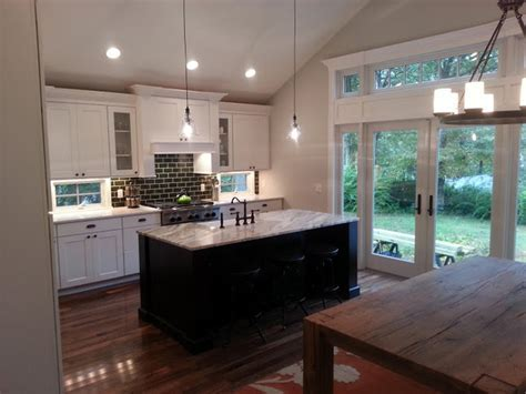 Craftsman Style Kitchen   Traditional   Kitchen   New York