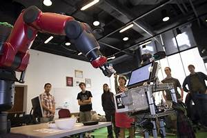 Veloso Lab Welcomes Baxter Robot to Campus | Carnegie ...