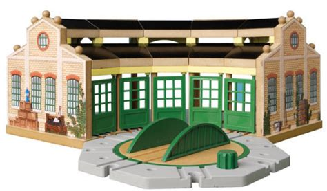 Tidmouth Sheds Wooden Australia by Friends Wooden Railway Tidmouth Sheds