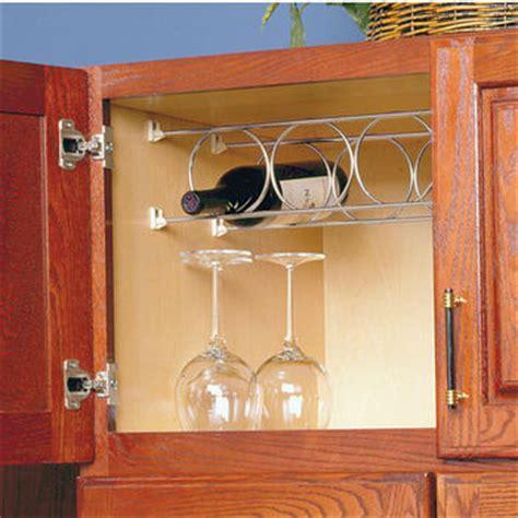 wine rack for inside cabinet stemware wine racks mount underneath inside or on