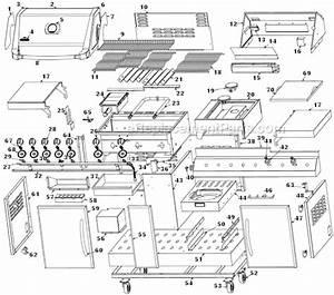 Napoleon Pf450 Parts List And Diagram   Ereplacementparts Com