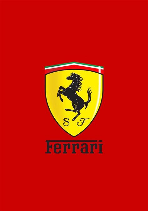 ferrari logo wallpaper wallpaper pinterest ferrari