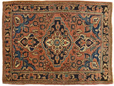 tappeti turchi antichi sarouk cm 65 x 83 morandi tappeti