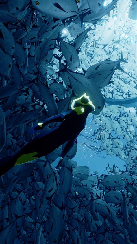 wallpaper abzu gamescom  underwater  games pc ps xbox  games