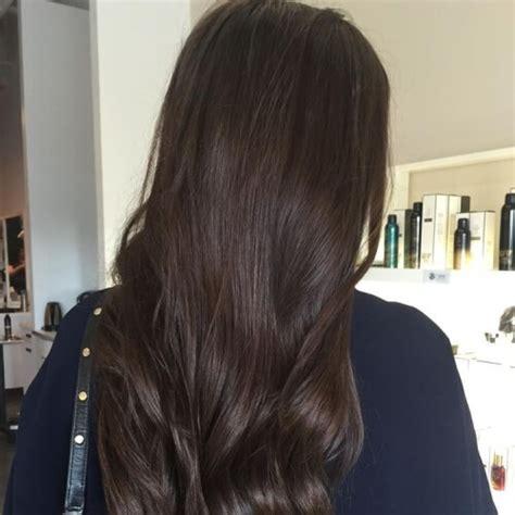 Black Hair Is Brown by 50 Delicious Chocolate Brown Hair Ideas Hair Motive Hair