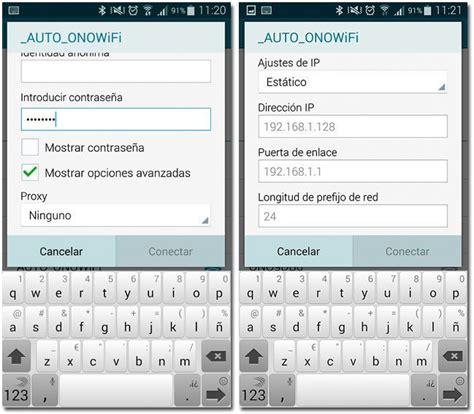 wifi android si tienes problemas para conectar tu android al wifi de