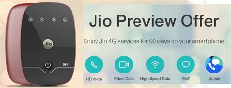 reliance jio offers free 4g sim with unlimited usage for 3 months techbee