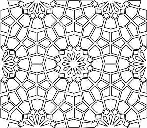 Islamic, Pattern, Project