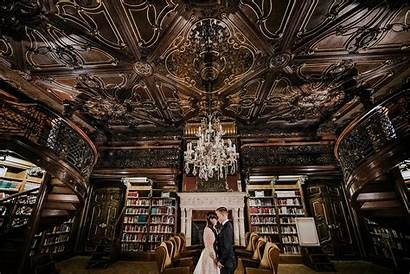 Palace Library Budapest Ervin Venues Szabo Weddings