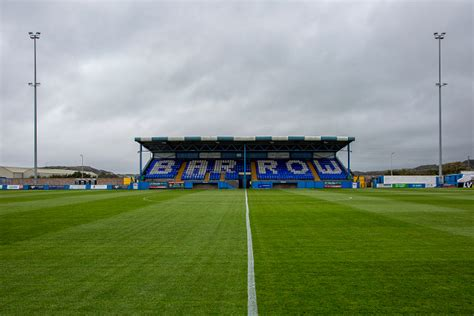 Barrow Fixtures, News, Rumours, Results | Last Word On ...