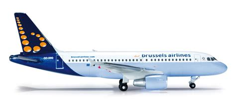 bureau airlines bruxelles scale model store com herpa wings 1 500 519007