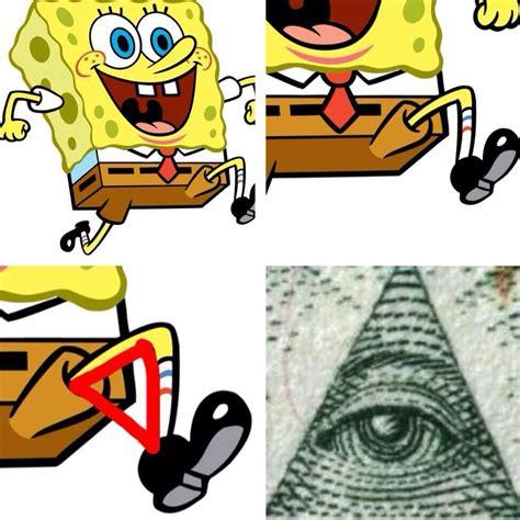spongebob illuminati stop the illuminati on quot spongebob squarepants