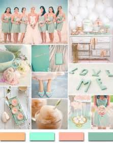 wedding color palettes popular summer wedding color palettes 2014 trends
