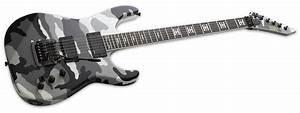 JEFF HANNEMAN - URBAN CAMO - The ESP Guitar Company