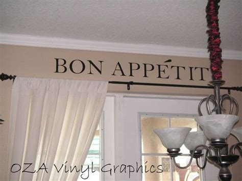 bon appetit kitchen collection 41 best images about wall words on vinyls