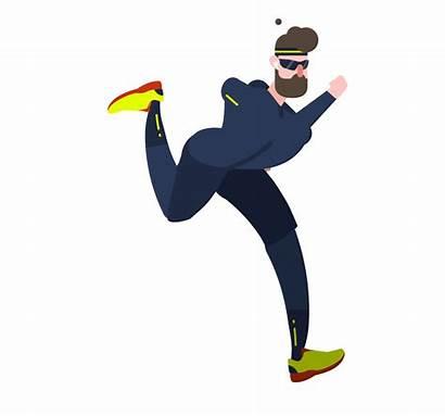 Running Trail Qui Court Homme Wave Runner