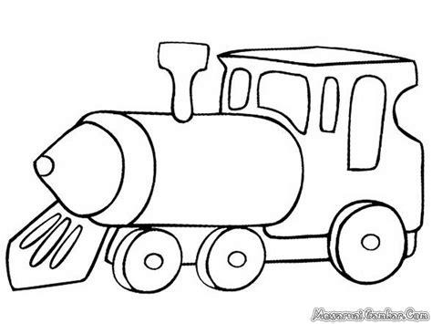 Coloring Kereta Api by Tribal Coloring Pages Coloring Panda Coloring Pages