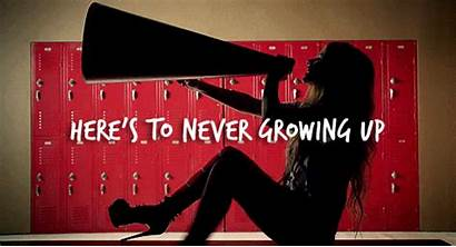 Never Growing Avril Lavigne Quotes Young Heres
