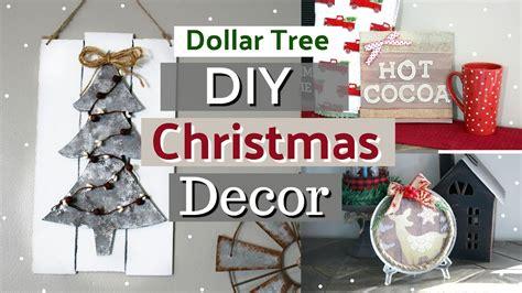 dollar tree christmas home decor diys farmhouse