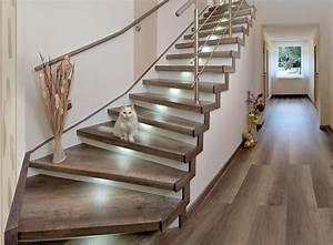 Treppenrenovierung Offene Treppe : treppenrenovierung und treppensanierung hafa treppen ~ Articles-book.com Haus und Dekorationen