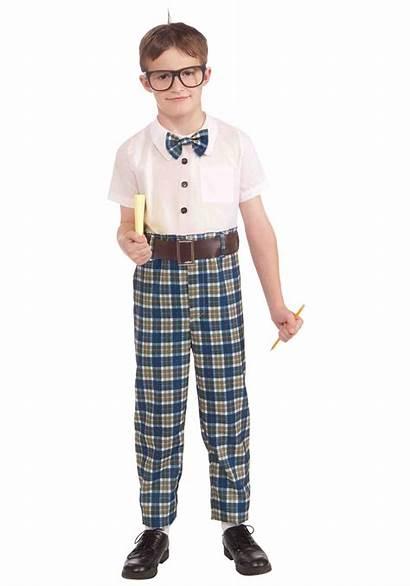 Nerd Costume Costumes Child Class Boys Geek