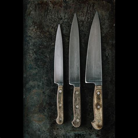 awesome kitchen knives one of my best thrift store find to date beautiful