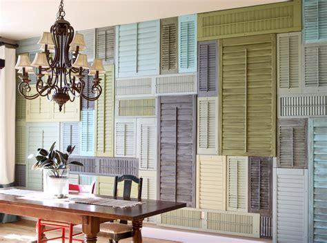 Dekoration Wand Ideen by Ideen F 252 R Wandgestaltung Mit Alten Fensterl 228 Den Freshouse