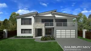 front to back split level house plans salisbury mkiv upslope design 38 squares home design tullipan homes