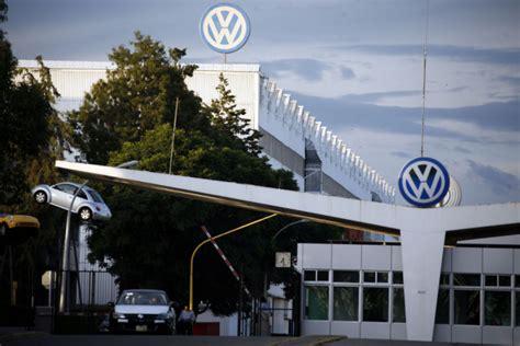 volkswagen puebla vw confirma inversi 243 n de 1 000 mdd para expandir planta en