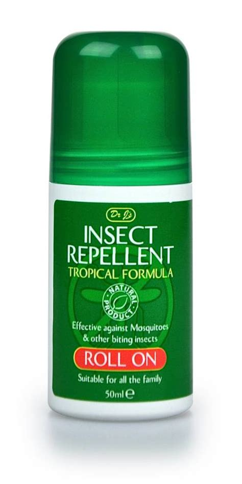 Mpm Consumer Products  Dr J's Insect Repellent > Dr J's