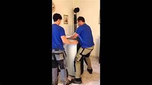 Comment Installer Un Poele A Granulé : installation d 39 un po le granul s edilkamin youtube ~ Nature-et-papiers.com Idées de Décoration