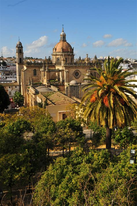 spain jerez frontera andalucia cadiz andalusia travel espana cathedral cadiz tourism places visit