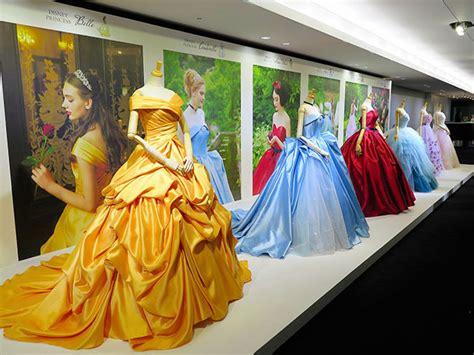 New Disney Princess Wedding Gowns By Kuraudia Co.
