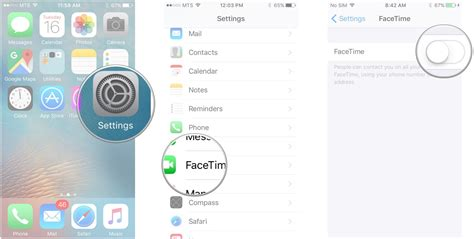 how do i what iphone i how to turn and restrict facetime on iphone or