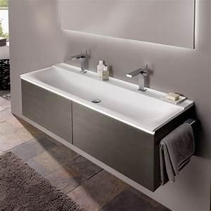 Waschtisch Mit 2 Waschbecken : keramag xeno waschtisch b 160 h 48 cm ohne berlauf mit 2 hahnl chern wei 427061016 ~ Sanjose-hotels-ca.com Haus und Dekorationen