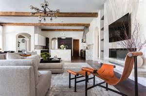 Mediterranean Style Home Interiors by Mediterranean Style Texan Home With Light Flooded Interiors