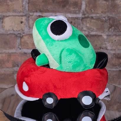 Frog Plush Amanda Flagg Soup Plushies Theyetee