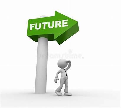 Future Vision Clipart Road Sign Person Clip