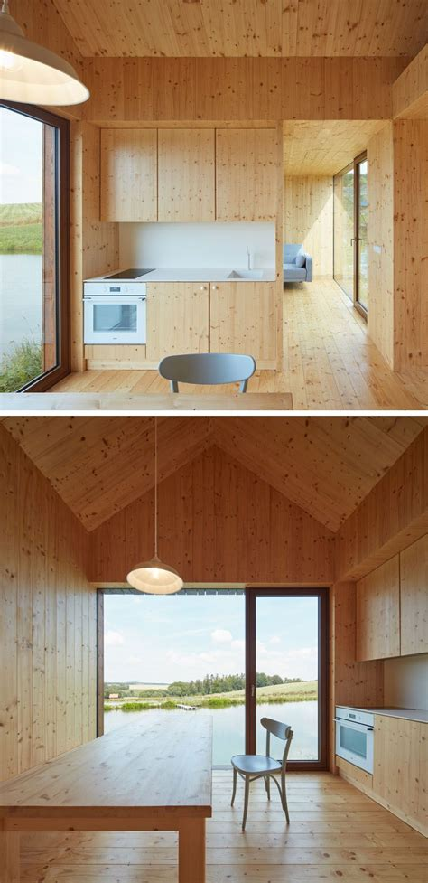 A Fishermans Cottage Designed With A Modern Vision by Traditional Fisherman S Cabins Inspired The Design Of This