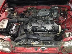 1989 Honda Crx Base Coupe 2