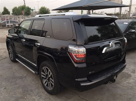 Toyota 4runner For Sale by Tokunbo 2015 Toyota 4runner For Sale Autos Nigeria