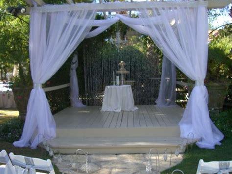 altar decor weddingbee photo gallery