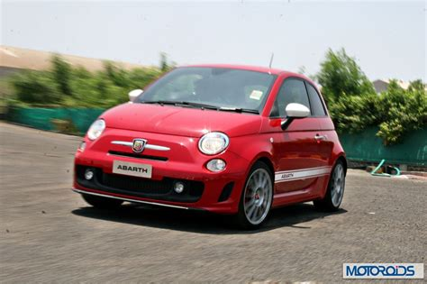 Review Fiat 500 by Fiat 500 Abarth Review 15 Motoroids