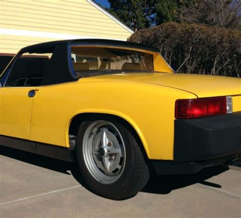 1976 914 2.0, D-jetronic Fuel Injection